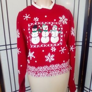 A Michael Simon Christmas Sweater ❄️